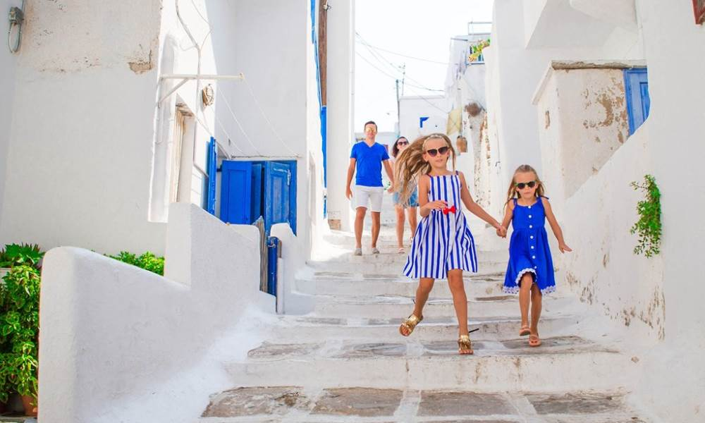 Greek Island Hopper Family | Greece Vacation | Trafalgar US