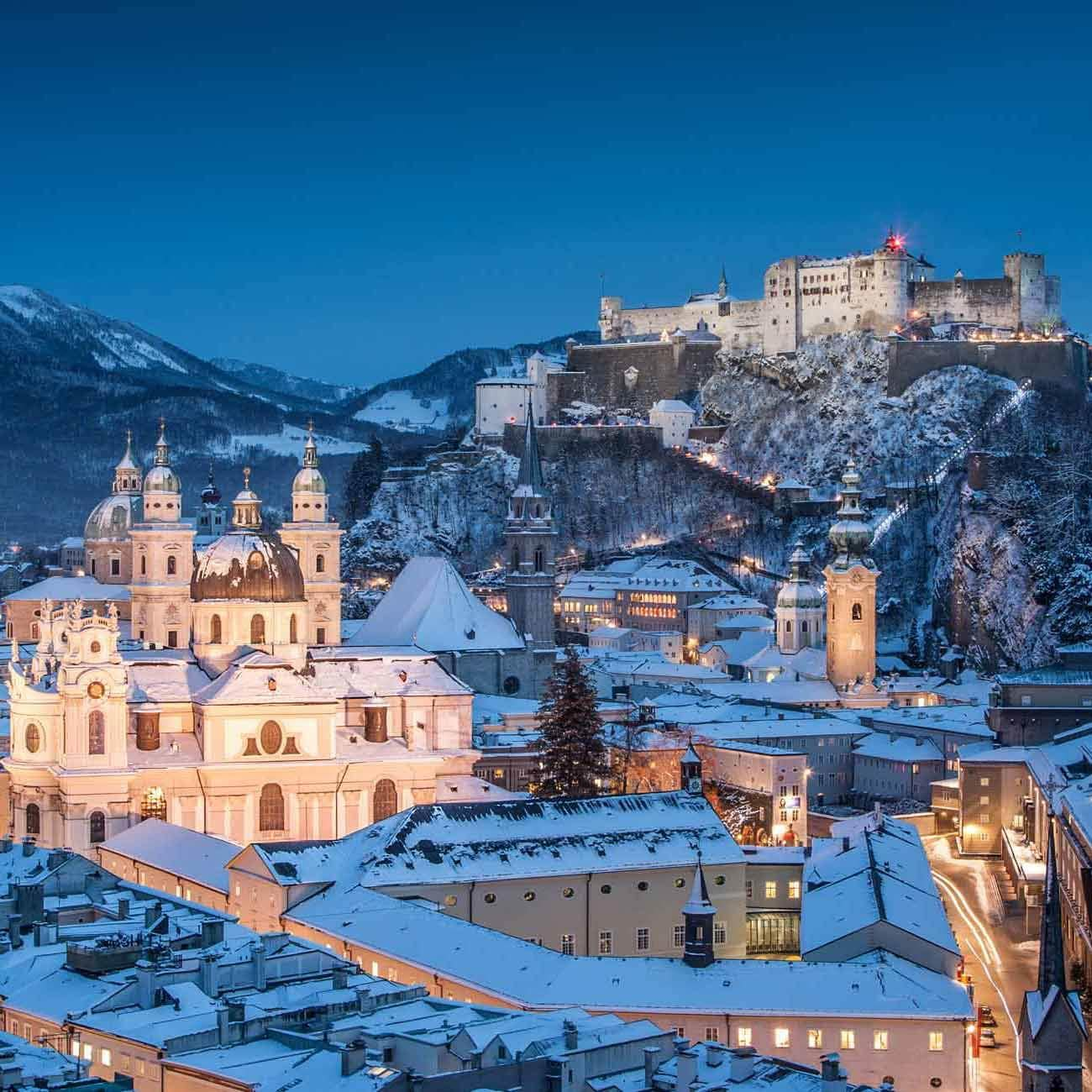 Christmas Markets of Austria, Germany and Switzerland