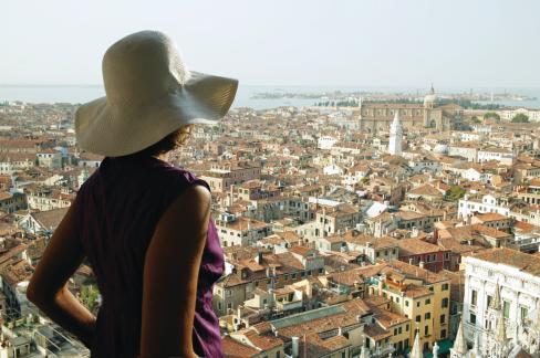 Venice Solo Traveller