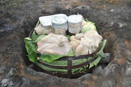 hangi pit