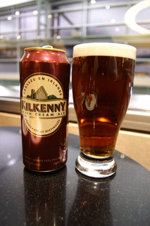Kilkenny Cream Ale - photo by George Lessard under Creative Commons