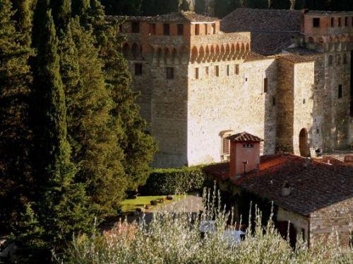 Castello del Trebbio, Italy