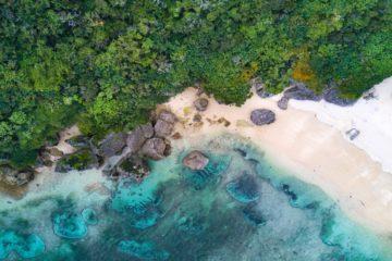 aerial-world's-best-hidden-beaches-okinawa-japan