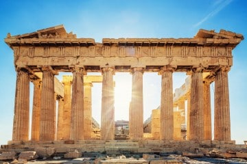 Temples of Greece