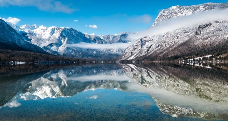 Slovenia in Winter
