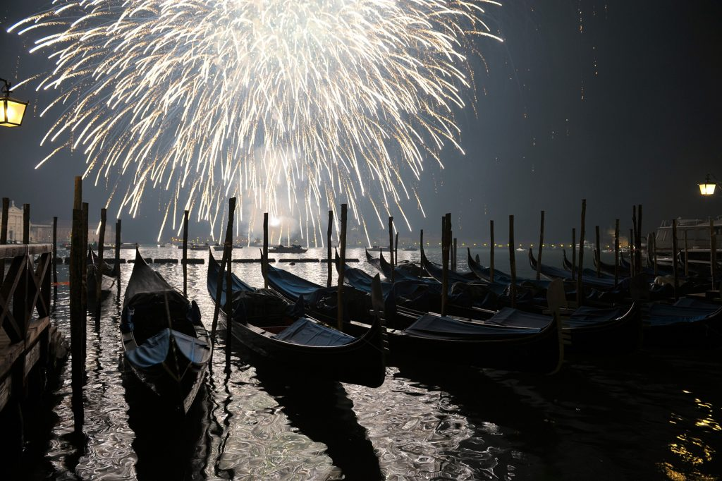 New Year in Italy