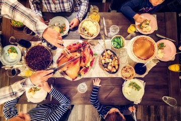 Ways to Celebrate Thanksgiving