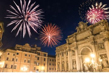 New Year's Eve in Europe