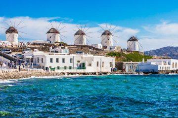 Visit Mykonos
