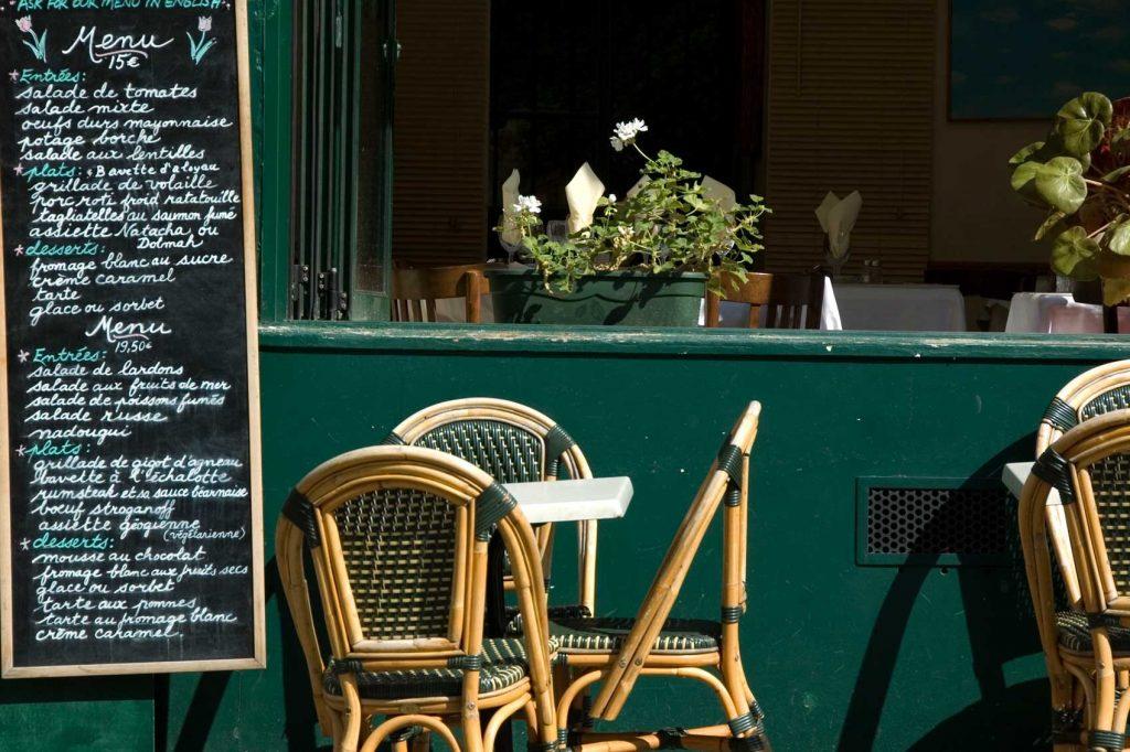 Parisian Cuisine