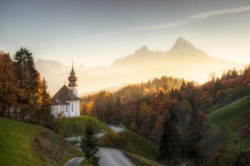 Europe in Autumn