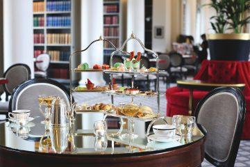 afternoon tea UK Colonnades-Spring-Afternoon-Tea-11-ed-sml-CREDIT-Colonnades-