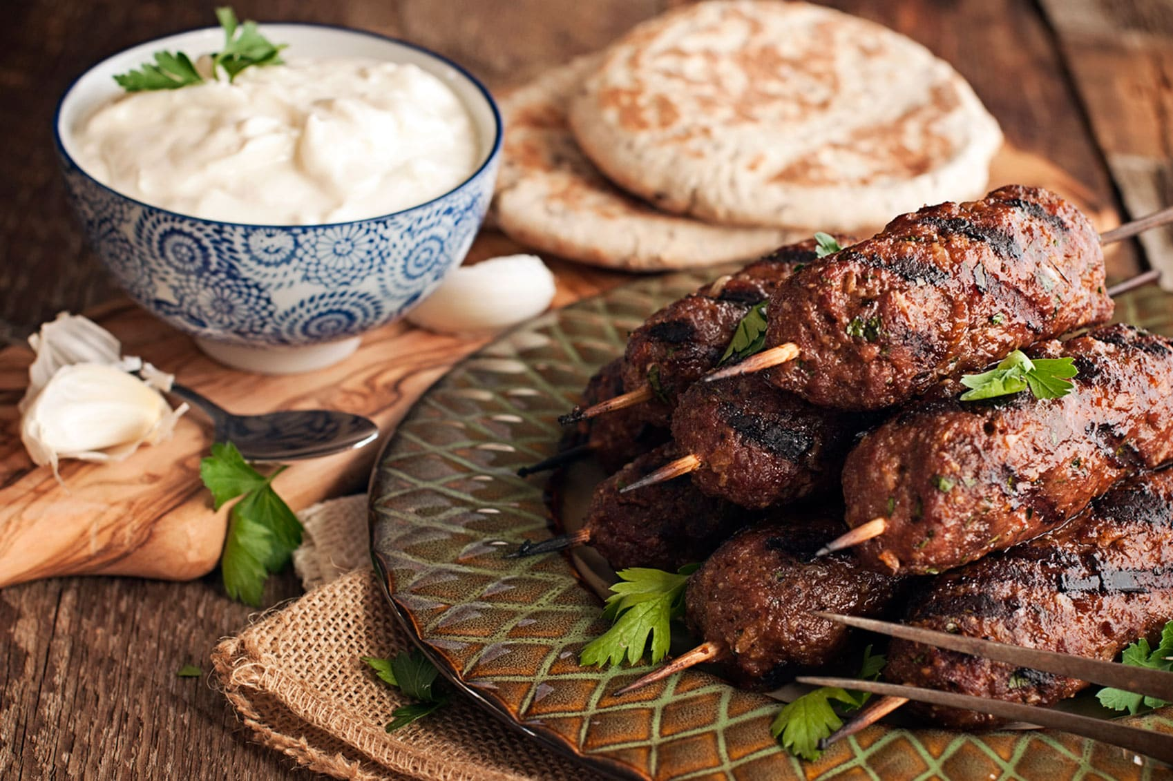 Dishes from around the world Middle-East-Lamb-Kebabs-www.istockphoto.comgbphotokofte-kofta-middle-east-lamb-kababs-gm181064432-25269442-jjpoole
