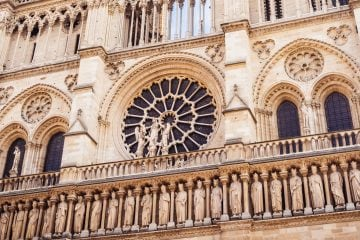Paris landmarks quiz Notre-Dame-Paris-www.istockphoto