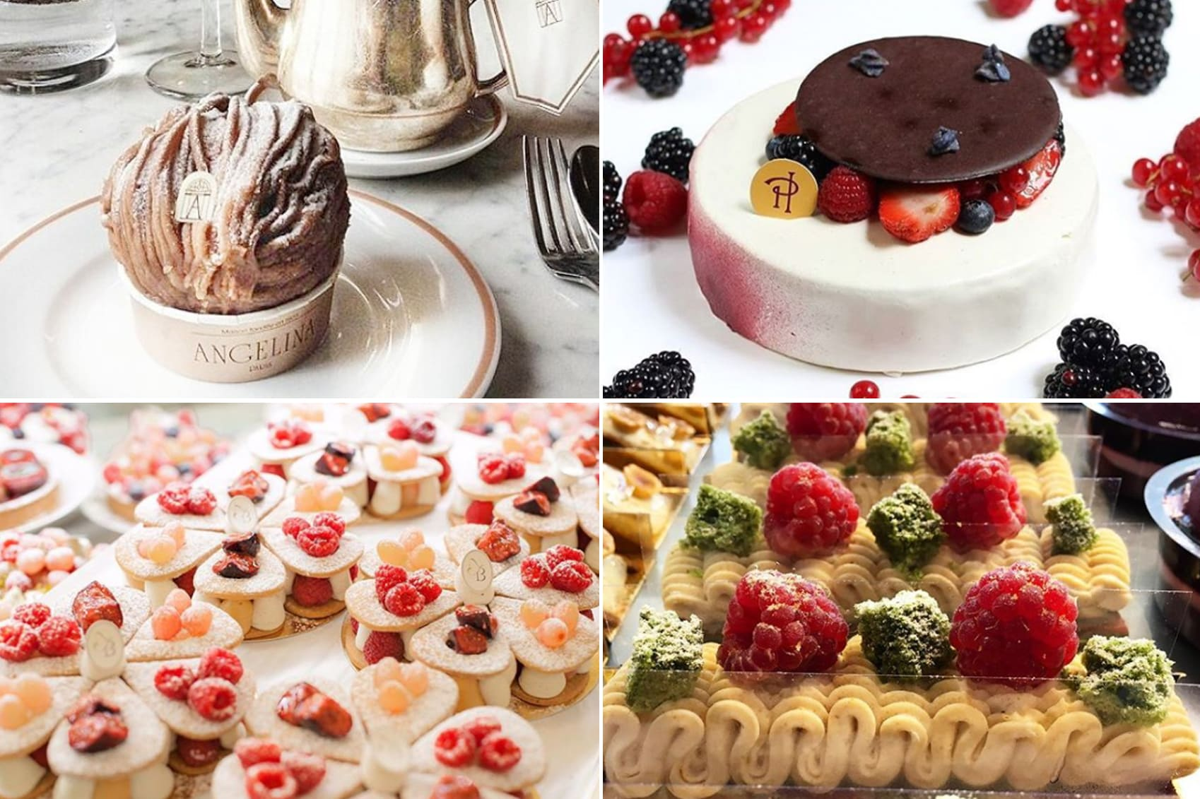Best French Pastries