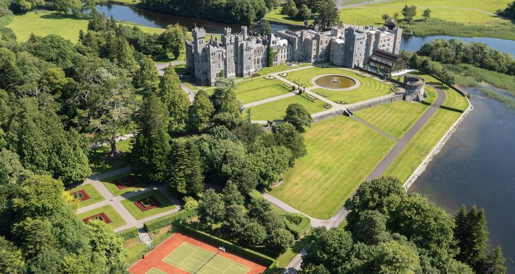 historic hotels AshfordCastle