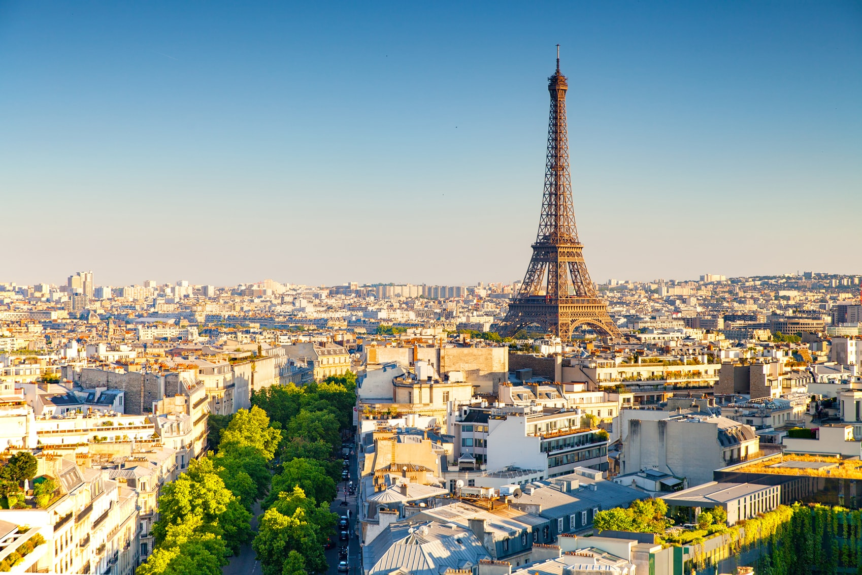 European Cities to Visit Paris-www.istockphoto.com_gb_photo_cityscape-of-paris-by-the-sunset-gm604371970-103792411-Sean3810