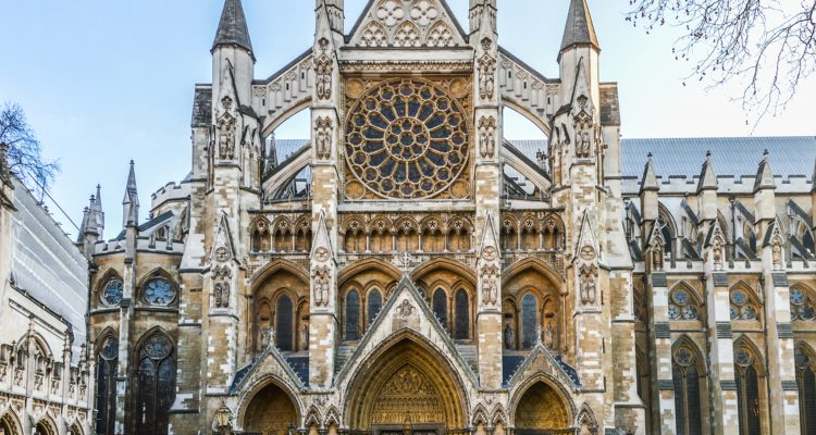 Royal Wedding Locations Westminster-abbey-www.istockphoto.comgbphotowestminster-abbey-in-london-gm518675552-90164557-Starcevic