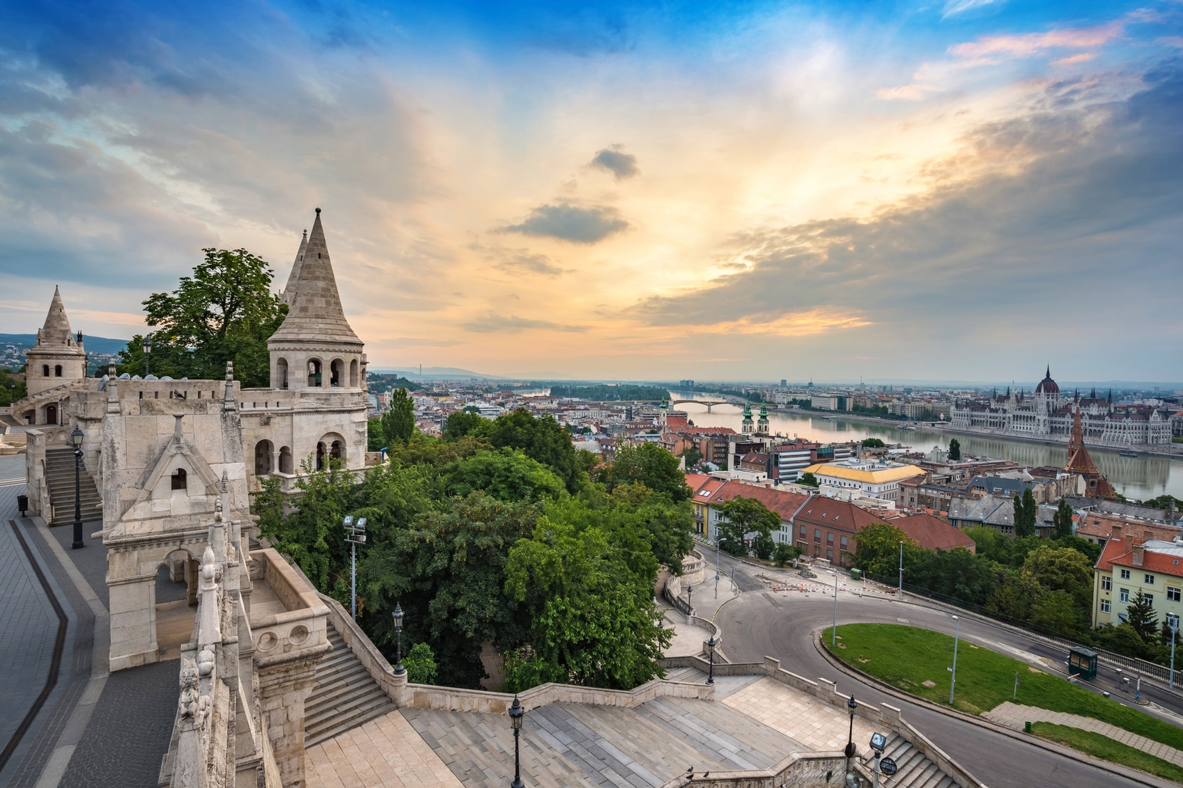 How to spend a happy and spa filled 20 hours in Budapest