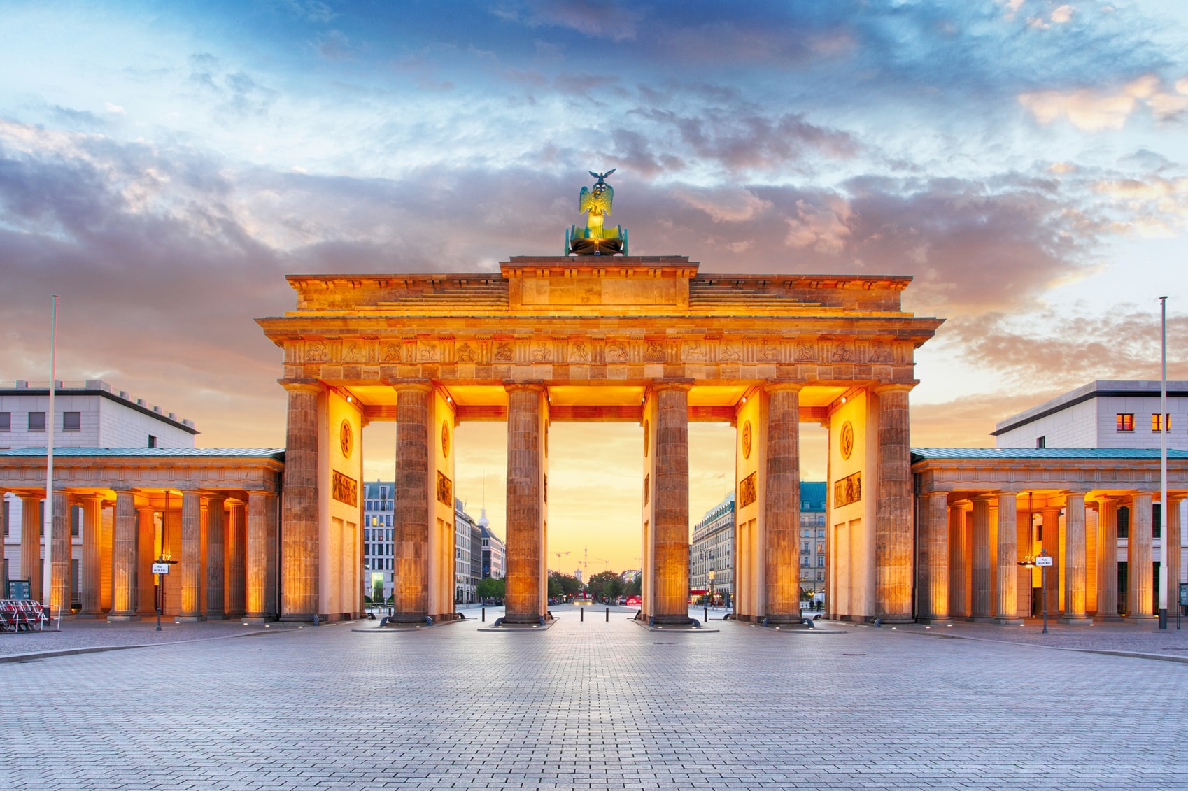 Incredible German Sights Berlin-www.istockphoto.com_gb_photo_berlin-brandenburg-gate-at-night-gm494161874-77297715-TomasSereda