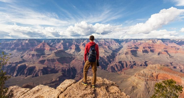America's National Parks Grand-canyon-www.istockphoto.comgbphototravel-in-grand-canyon-man-hiker-with-backpack-enjoying-view-gm639133152-115027003-Nikolas_jkd