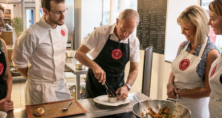 French Cuisine L'Atelier De Chefs