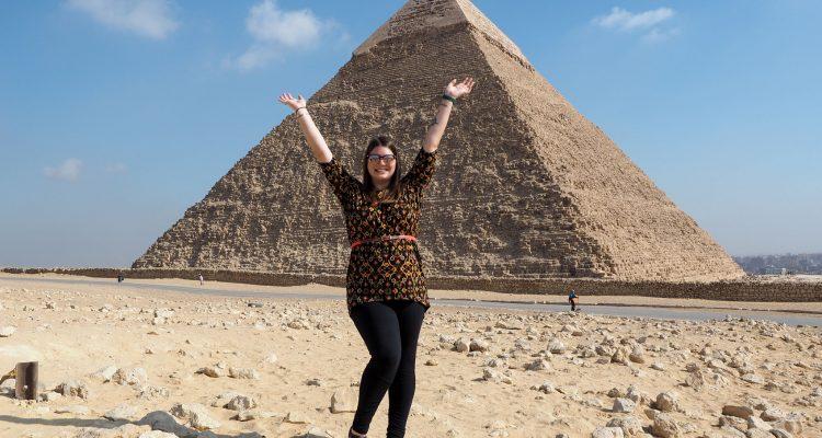 Amanda-in-Egypt A Dangerous Business