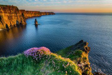 Ireland photos Cliffs-on-west-coast-of-Ireland-upthebanner-iStock-www.istockphoto.comgbphotothe-cliffs-of-moher-west-coast-of-ireland-gm672704142-123213683