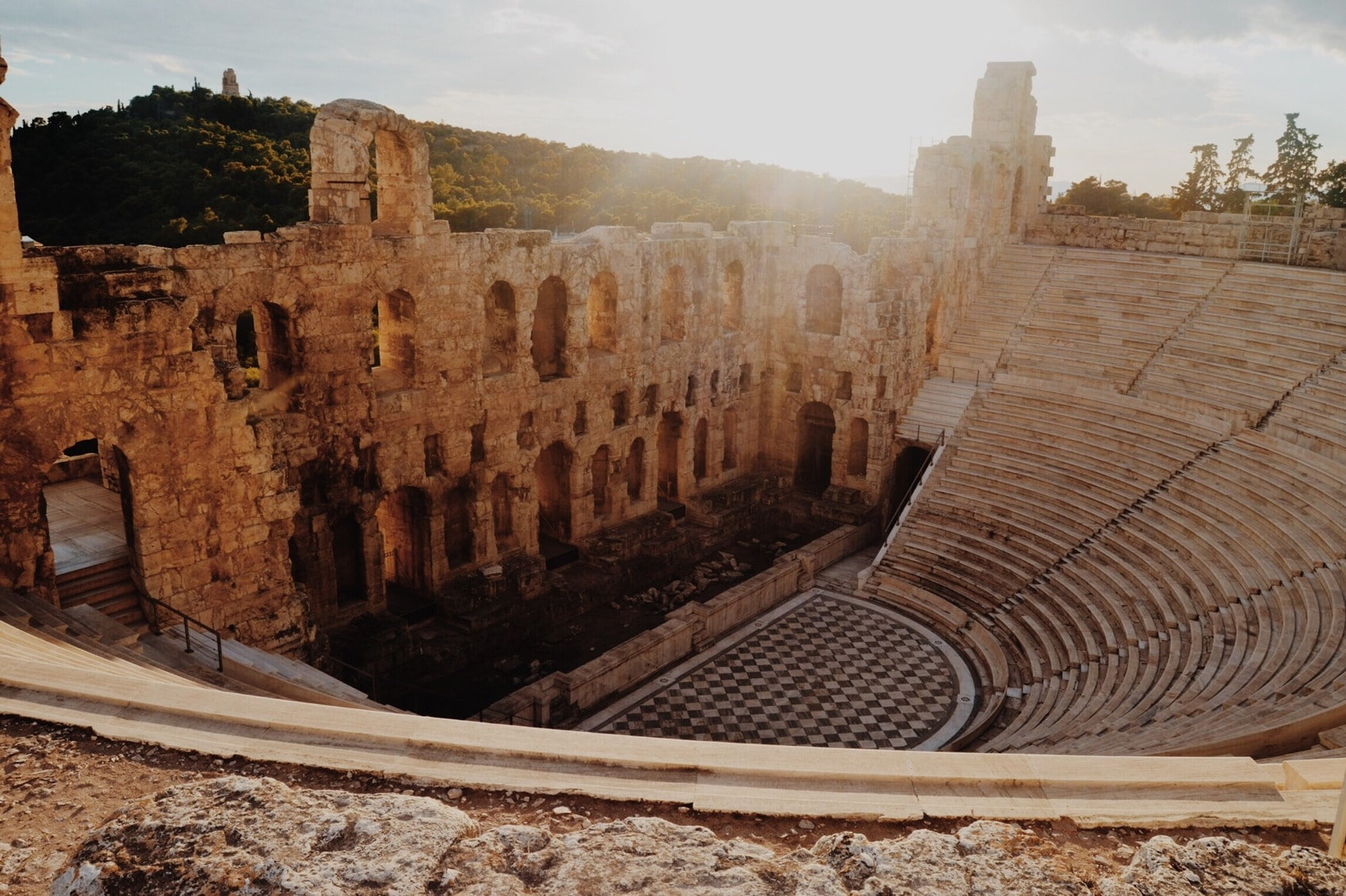 Athens photos Herodes-Atticus-GettyImages-573898863