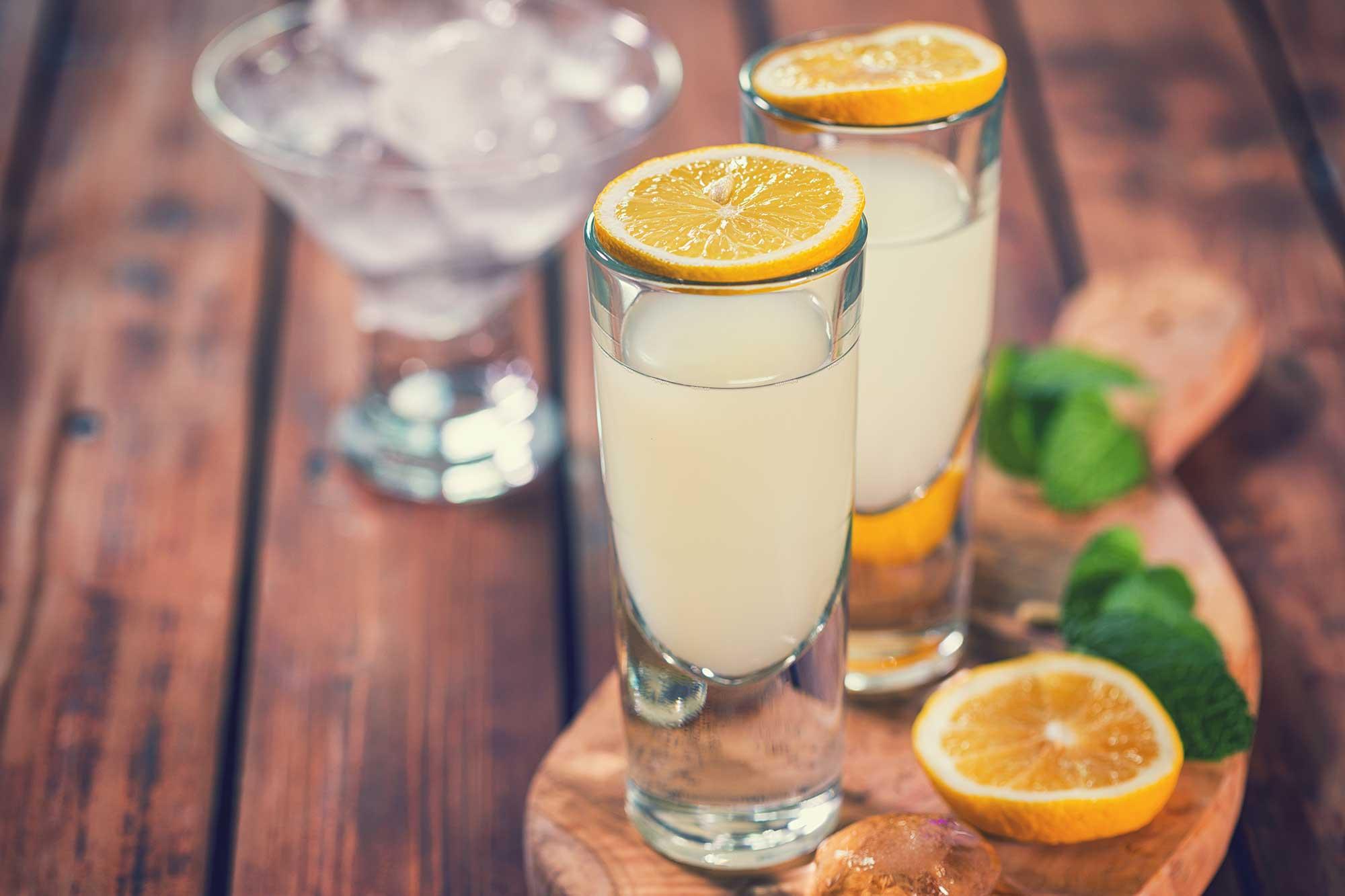 limoncello amalfi italy