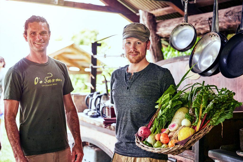 trafalgar hawaii farm produce