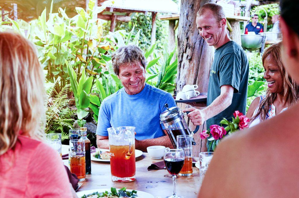 hawaii trip dining