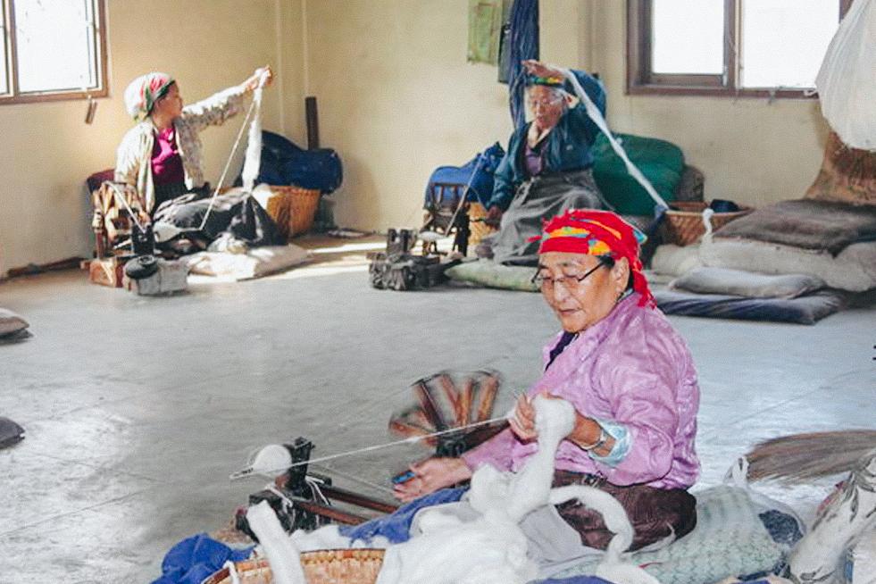 Tibetan Refugee Centre - Responsible travel Asia