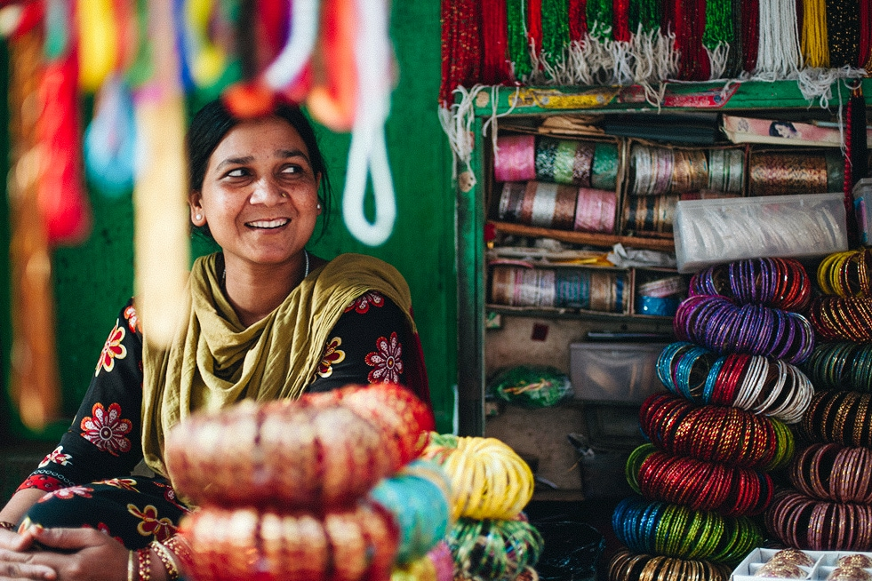 Thamel Market - Nepal