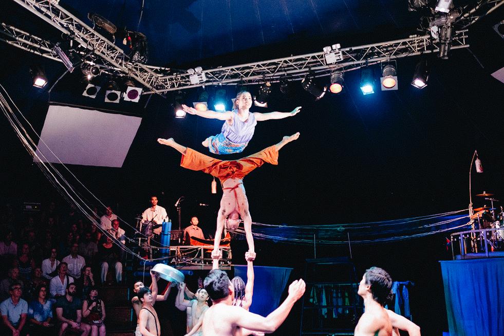 Responsible travel Asia - Phare Circus, Cambodia