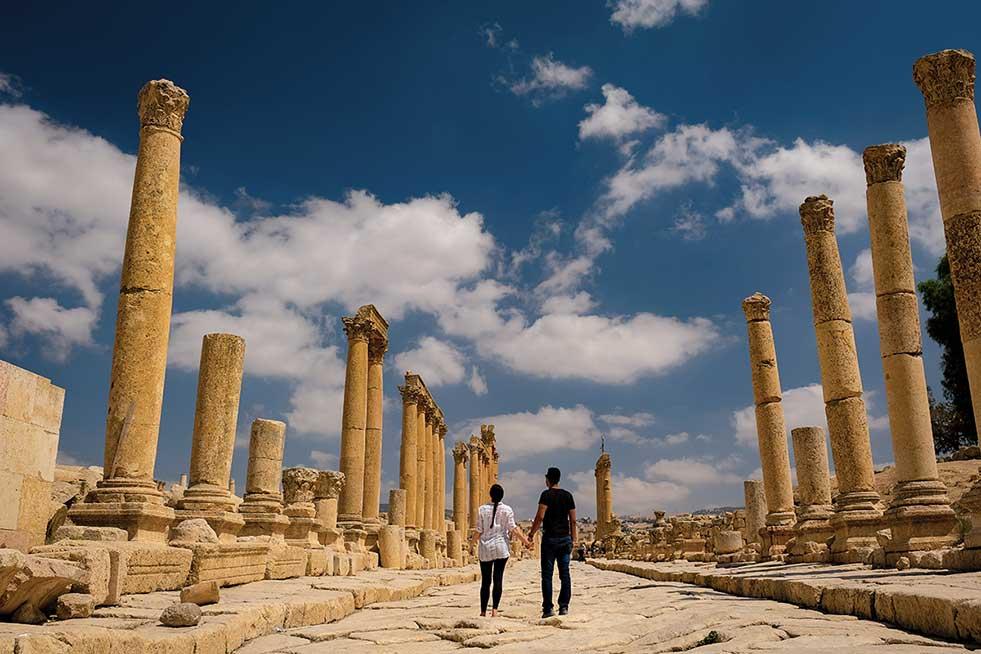 Soul Travel Ellie Ravi in Jordan