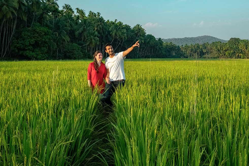 Soul Travel couple responsible travel nature