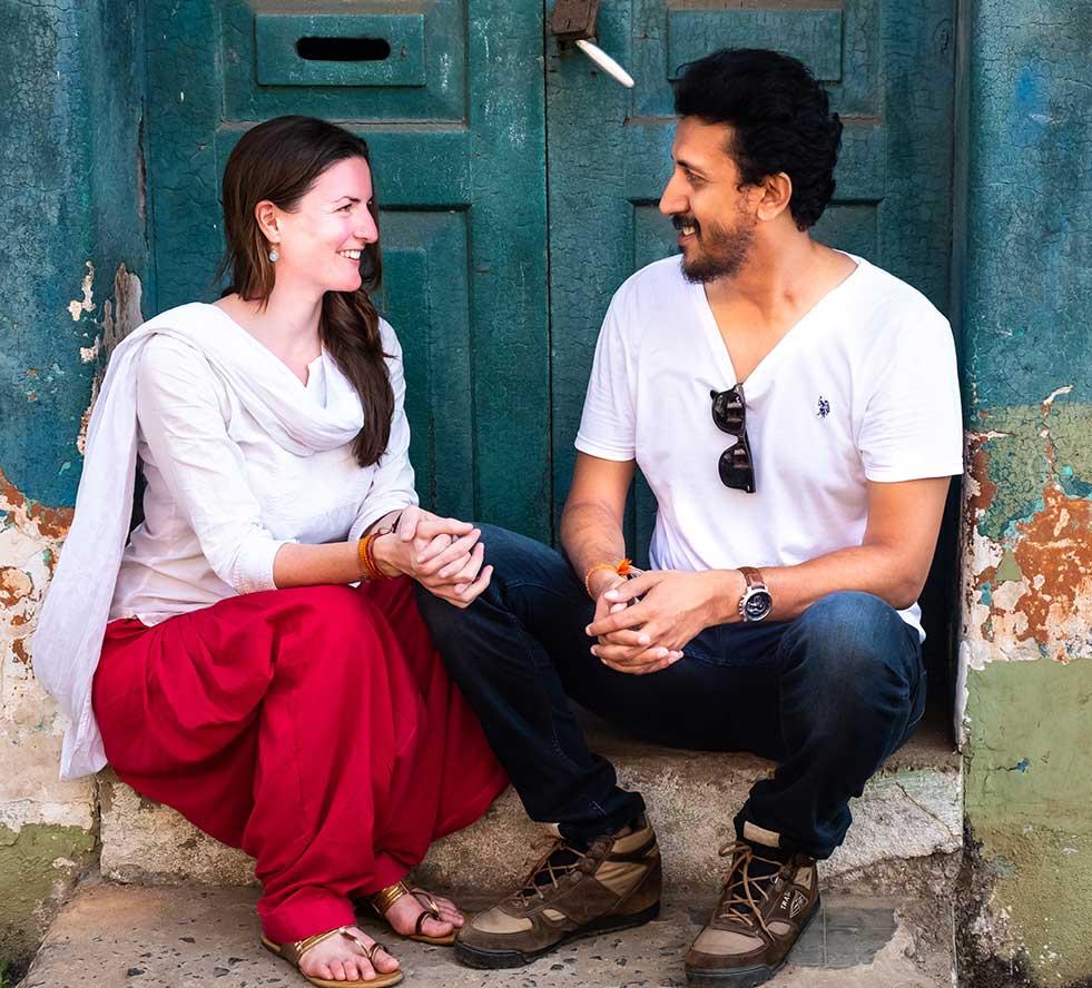 Soul Travel Ellie and Ravi