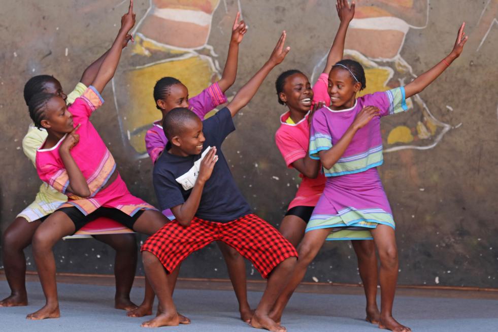 kenyan kids - most memorable experiences in Africa