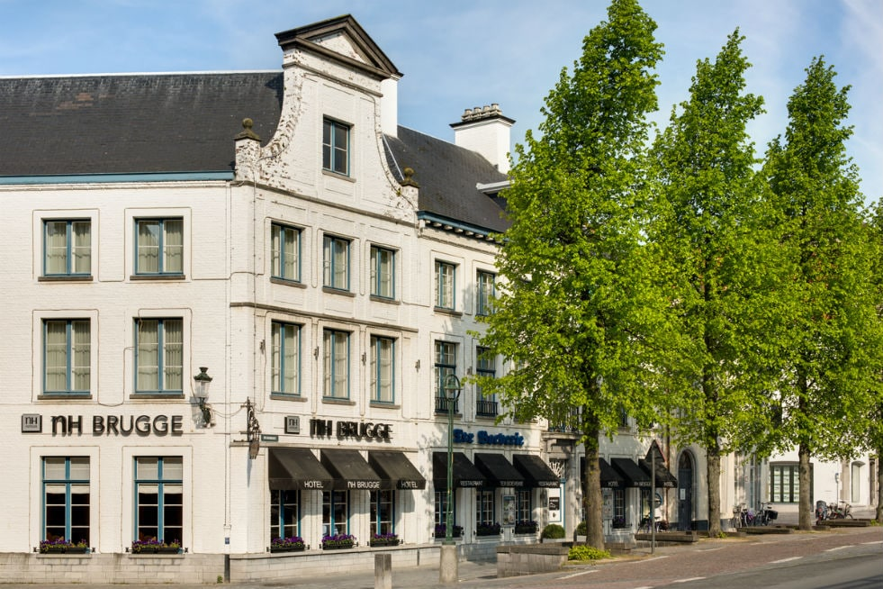 6 Unique Accommodations in Europe: Hotel NH Brugges
