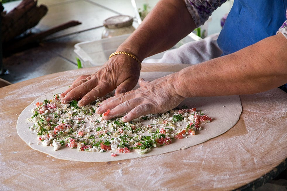 lahmacun pizza turkey middle east food