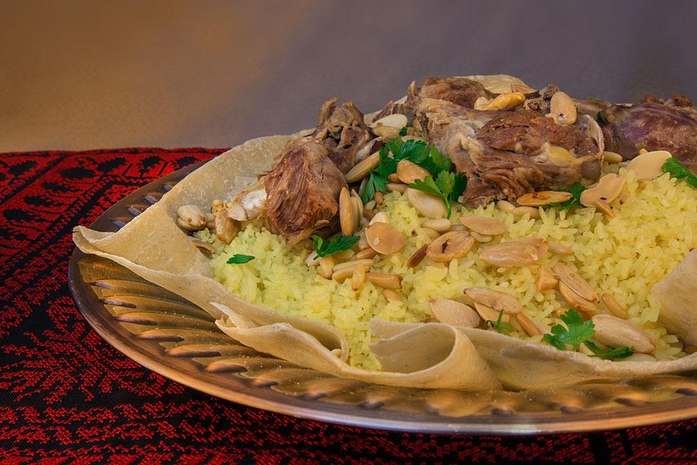 jordan food middle east mansaf