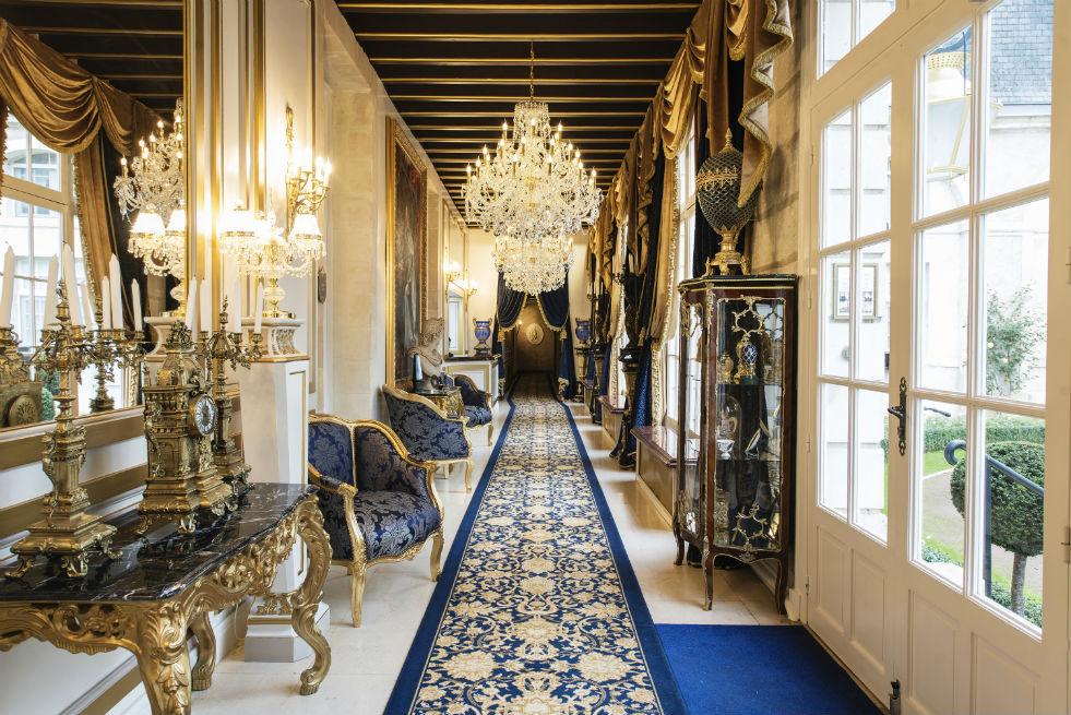 6 Unique Accommodations in Europe: Château de Beauvois