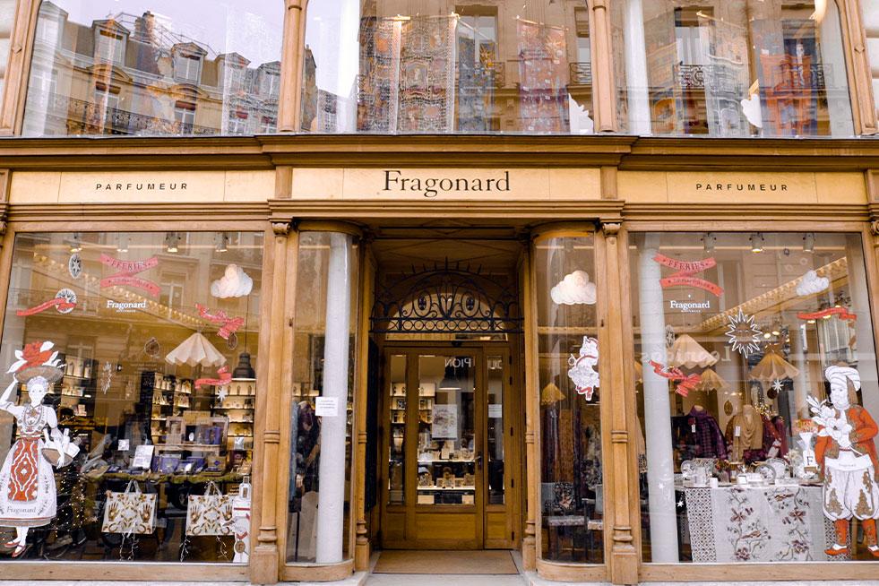 Fragonard museum Paris