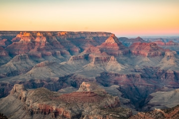 Grand Canyon National Park - best experiences in America's national parks