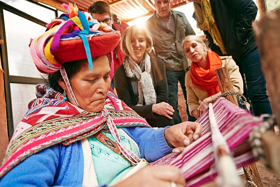 Peruvian Women Keeping Ancient Traditions Alive The Good Life Blog