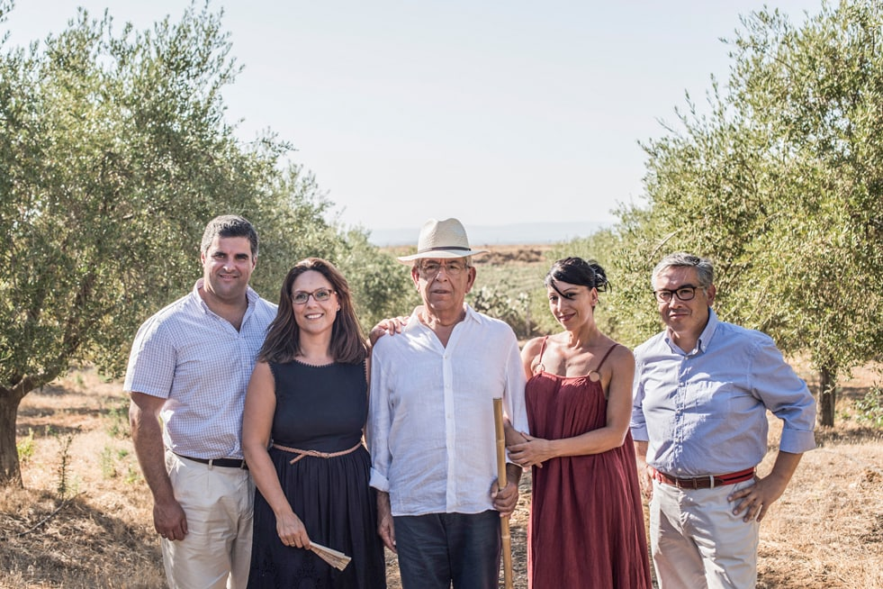 Basilippo family olive oil farm experience