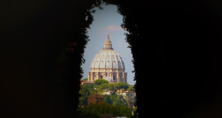 The Aventine Keyhole Rome