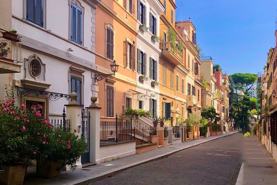 Piccola Londra in Rome
