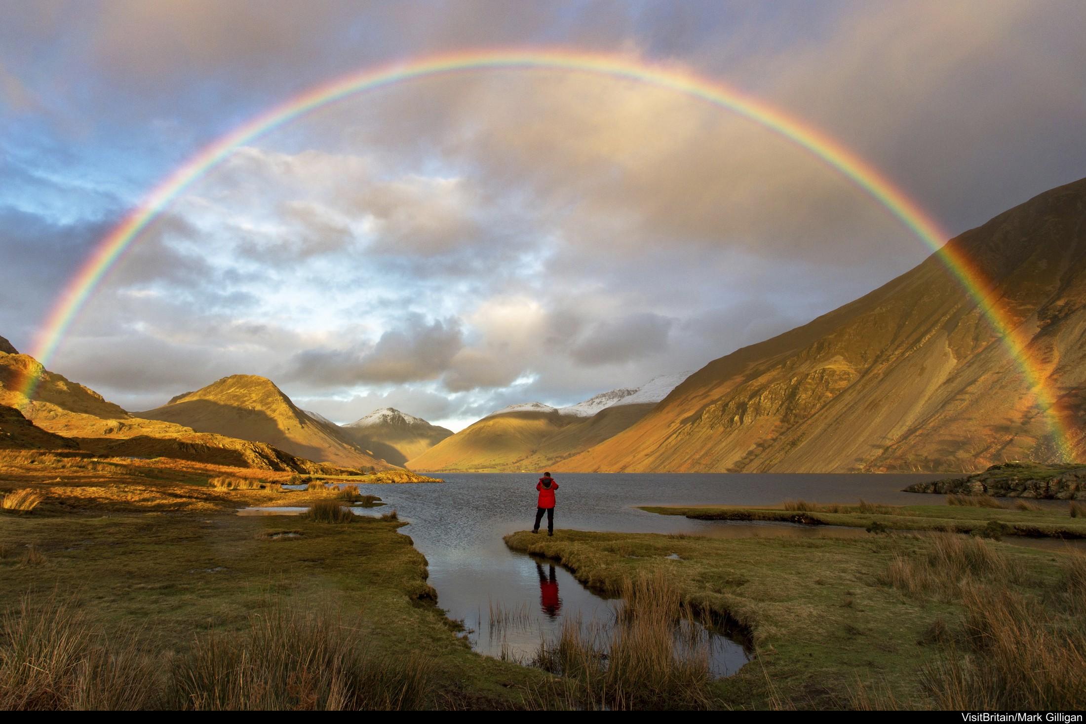 Lake District. Image courtesy of Visit Britain